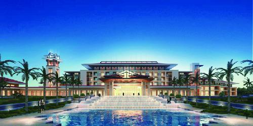 三亚海棠湾9号(温泉度假酒店)