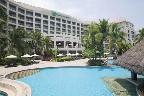 海南省三亚市三亚湾海坡旅游度假区